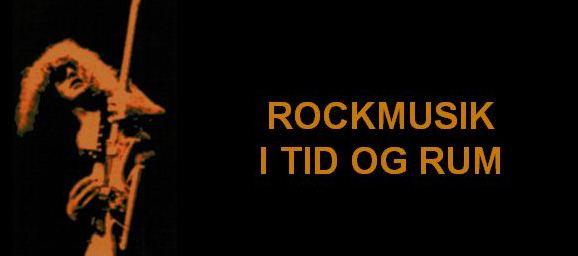 Rockmusik i tid og rum – Powerpoint