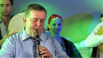 Albansk musiker