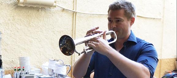 """Johannes Langkilde: """"Jeg kunne slet ikke forestille mig en gymnasietid uden musik"""""""