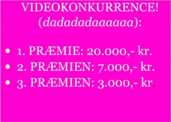 Videokonkurrence