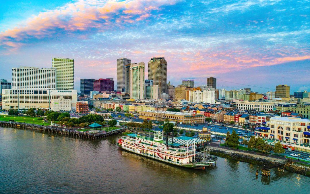 New Orleans kursus 2022